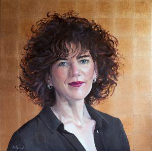 Portret van Ilse