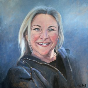 Portret van Lianne