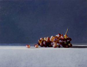 Stilleven van druiven