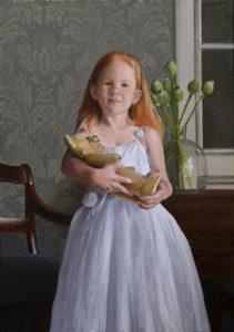 Portret van Sarah